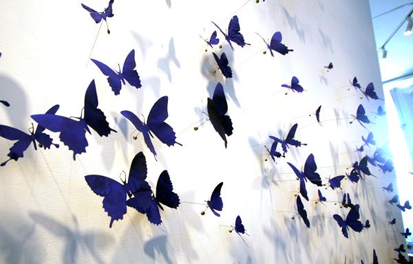 Paul Villinski Beer Can Butterflies Notcot