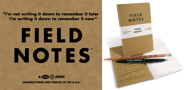 Field Notes (NOTCOT)
