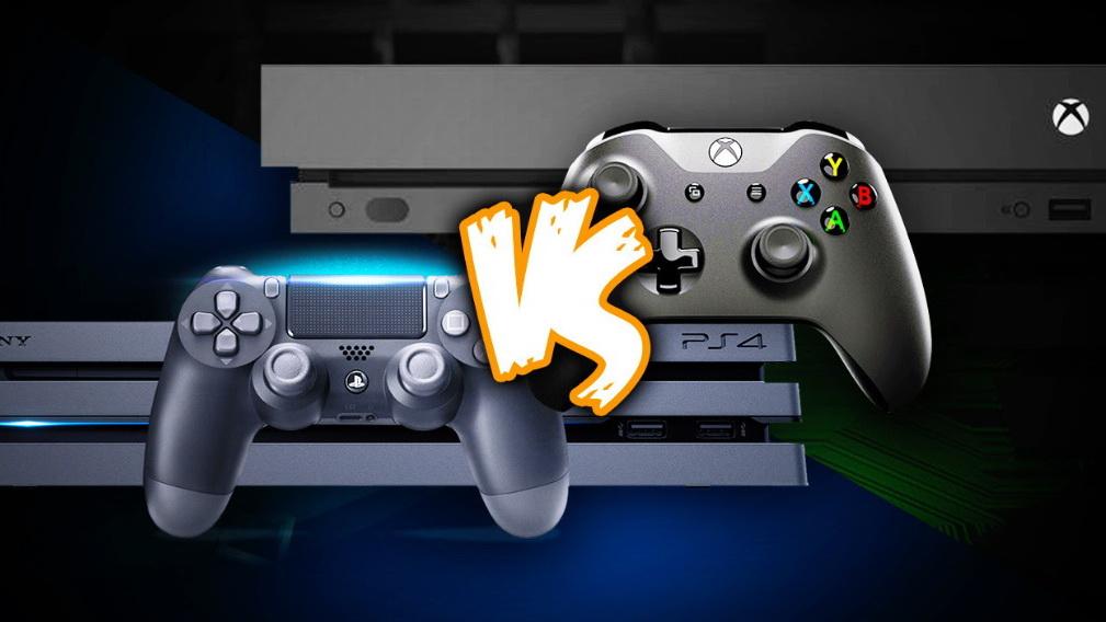 Xbox One X Gegen Ps4 Pro Welche Ist Die Bessere