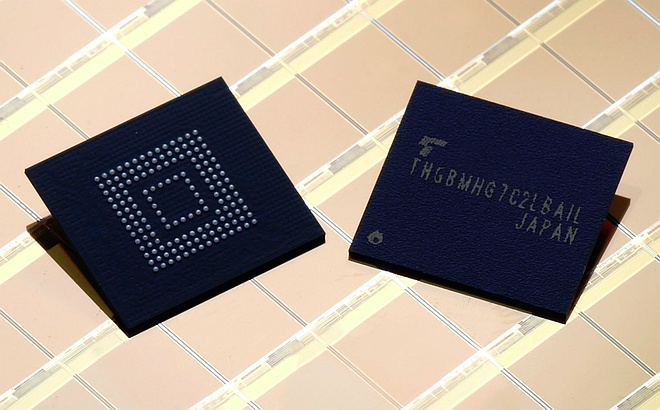 The Flash Wallpaper Iphone 5 Toshiba Announces New Emmc 5 1 Embedded Memory Modules