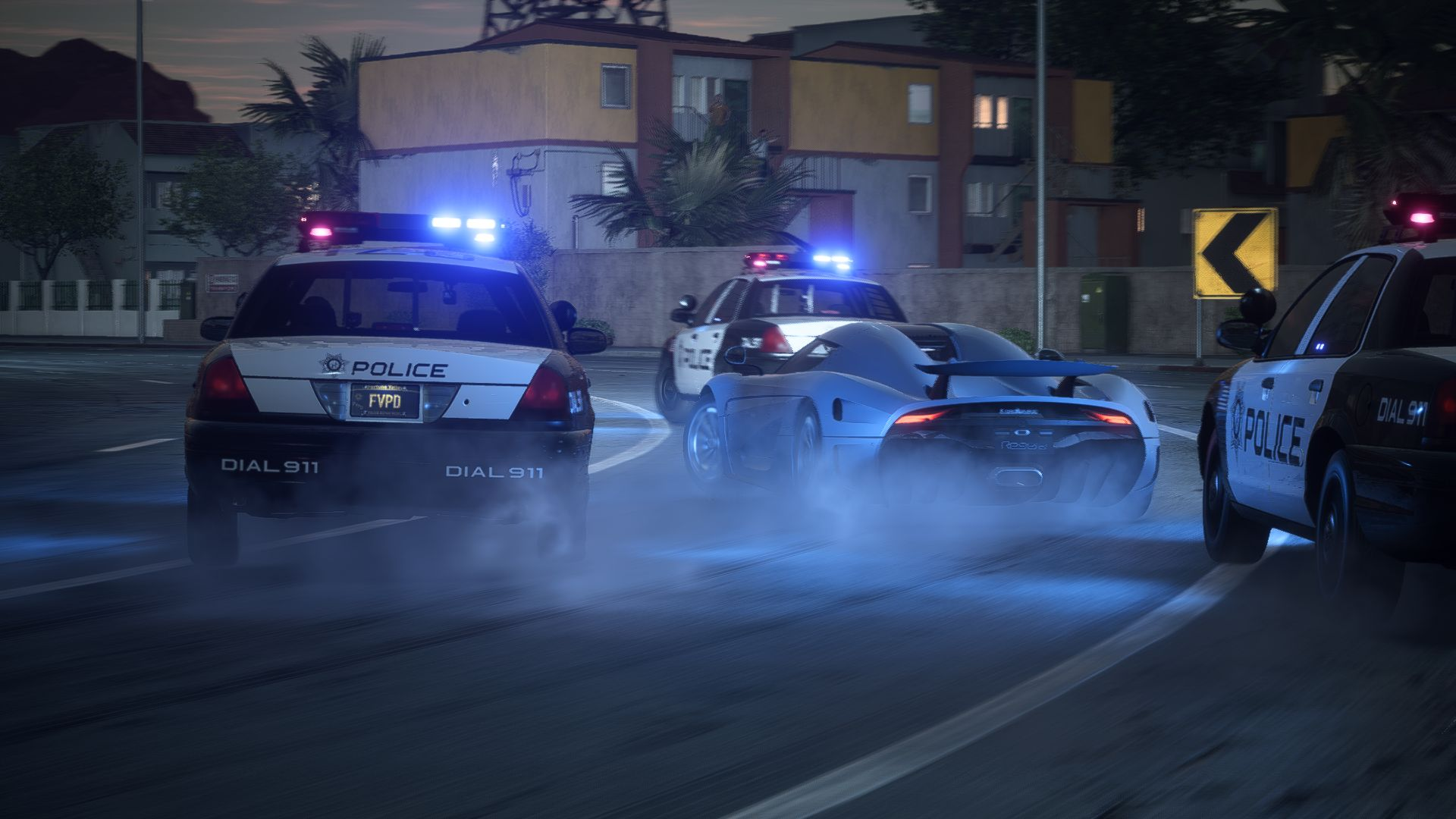 Cop Car Wallpaper Need For Speed Payback Laptop And Desktop Benchmarks
