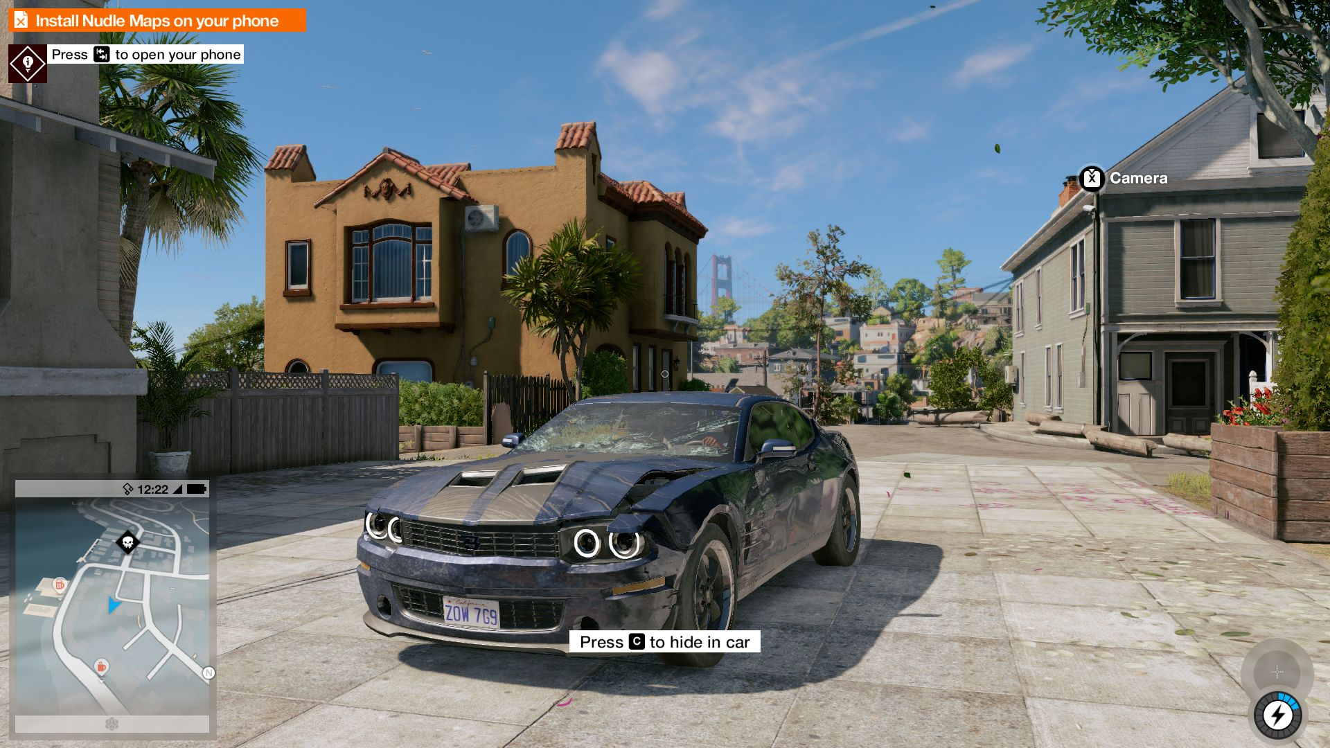 Gta V Iphone 5 Wallpaper Watch Dogs 2 Notebook And Desktop Benchmarks