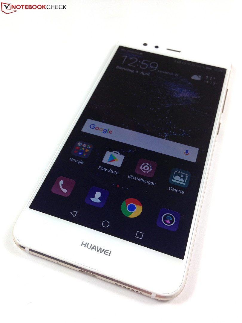 Iphone 5 Wallpaper Gold Huawei P10 Lite Smartphone Review Notebookcheck Net Reviews