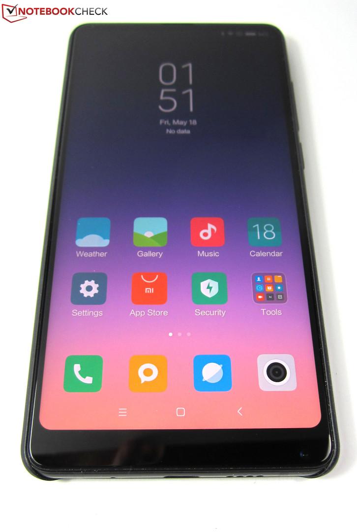 Xiaomi Mi Mix 2S Smartphone Review - NotebookChecknet Reviews