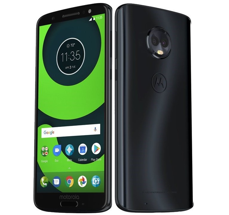 Motorola Moto G6 Plus - Notebookchecknet External Reviews