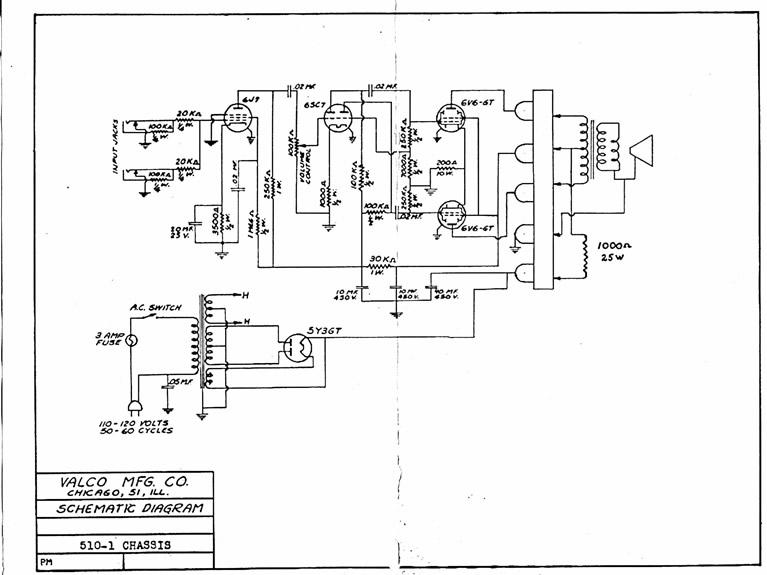 supro schematic