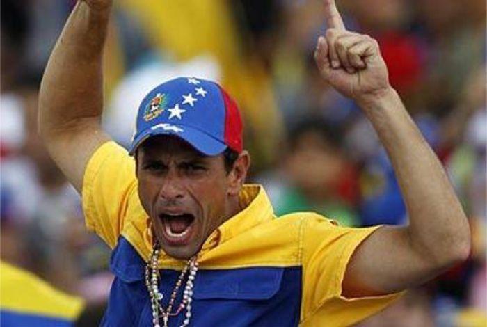 El mensaje de Capriles de última hora