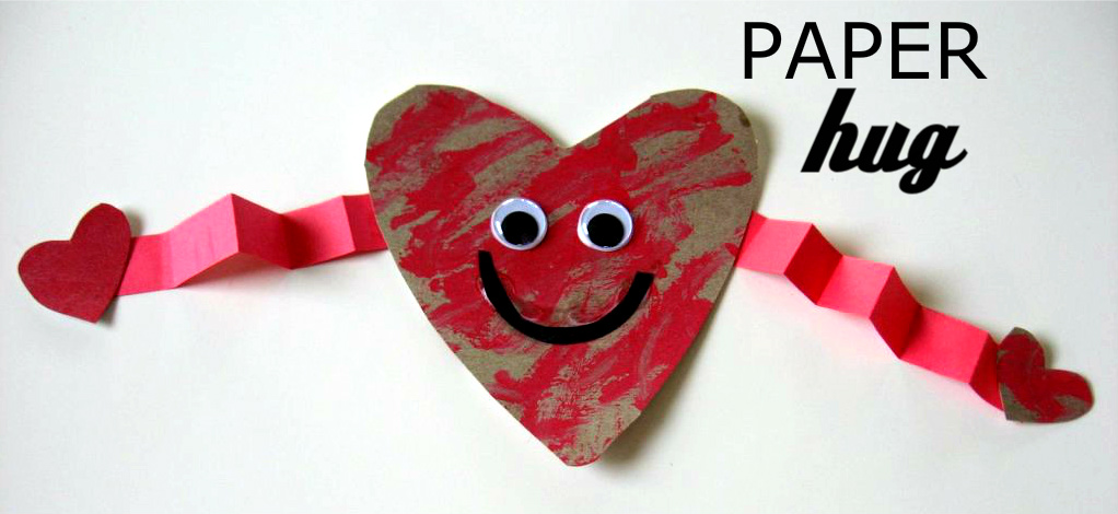 Craft for Valentine\u0027s Day - No Time For Flash Cards