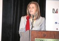 Margarita Zavala se pronuncia contra violencia política a mujeres.