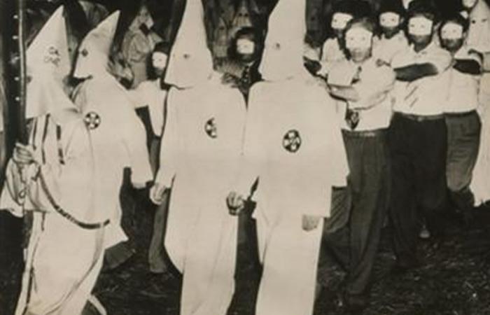 El padre de Donald Trump SI fue arrestado en una revuelta racista del KKK