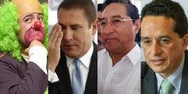 """Brozo, Moreno, Vergara y Joaquín en el mismo """"barco"""""""