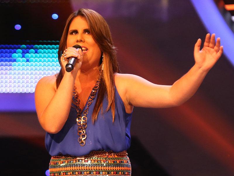 Aleyda Santos Cantará en Comerío y Prepara su Primera Grabación