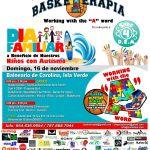 Surf4DEM Celebra Su Tercer Evento en Unión a Basket Terapia de Alex Falcón