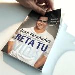 """José Fernandez presenta """"Reta Tu Vida', el segundo libro del gurú de la alimentación"""