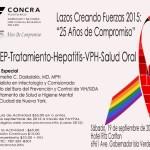Discutirán los más novedoso del VIH, PrEP, tratamientos, Hepatitis, VPH y salud oral