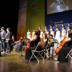 Inaugura en Arecibo el Campamento Mundial de la Juventud