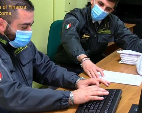 Gdf Roma, maxi sequestro di 43 mln per frode fiscale