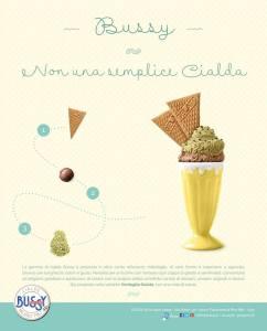 bussy cialde e cannoli per gelaterie e pasticcerie