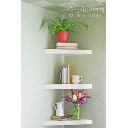 Small Crop Of Square Floating Shelves