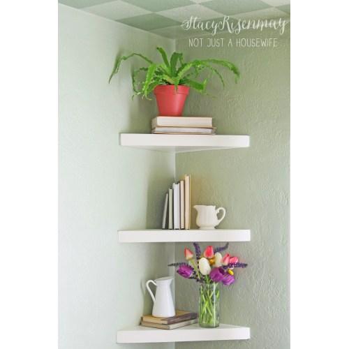 Medium Crop Of Square Floating Shelves