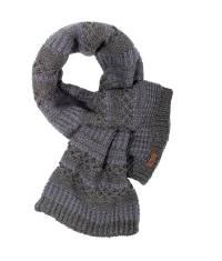 Get Enough Pattern Knitting Scarf For Men