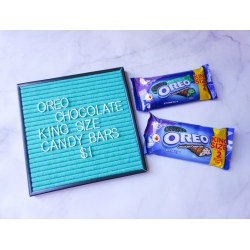Cool Oreo Chocolate King Size Candy We Already Loved M We Discovered Mint Boys Prefer Original Buti Save Big On Oreo Chocolate King Size Candy Bars At