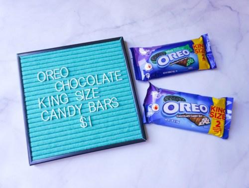 Medium Of Oreo Chocolate Candy Bar