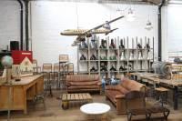 Depot 09, le paradis du design vintage  Gand