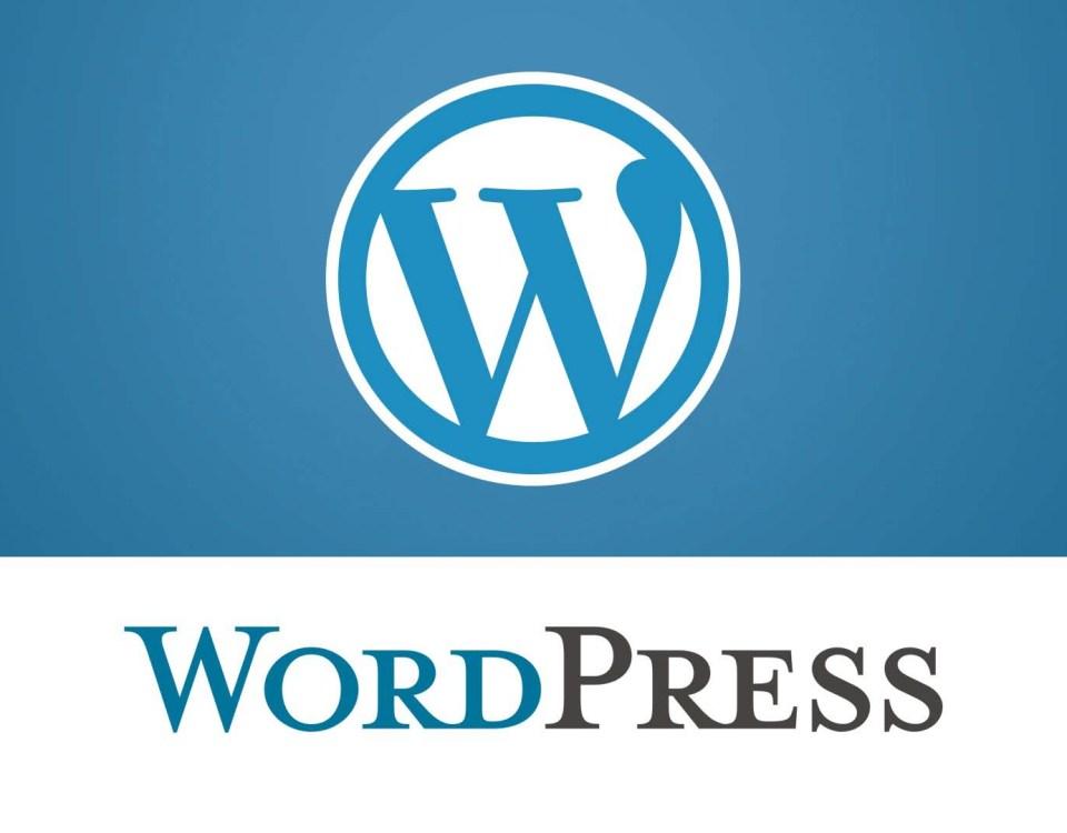 WordPress Notice
