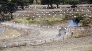 Track for the Cacería del Zorro