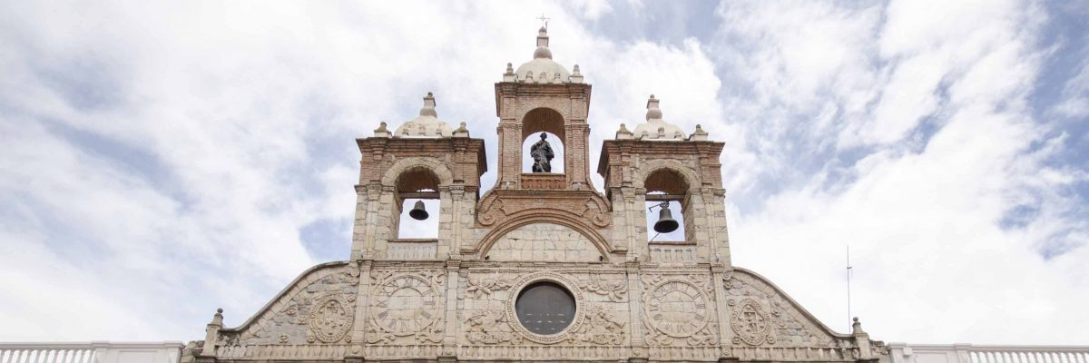 Bell Towers of the Riobamba Cathedral