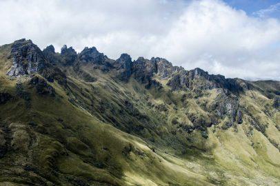 Pichincha Province, Cerro Puntas