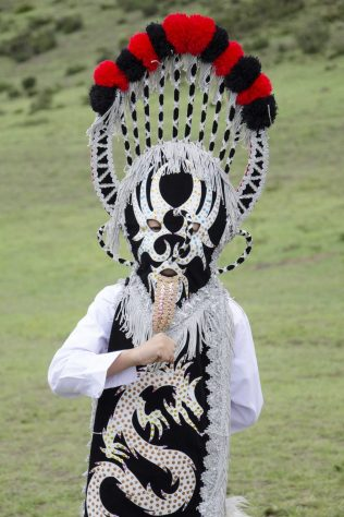 Pichincha Province, Dancer from Tabacundo