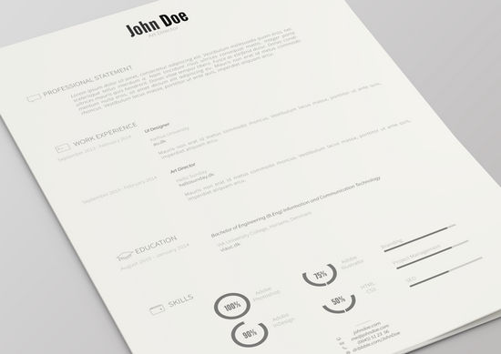 26 Free Resume Templates to Give You That Career Boost The JotForm - real free resume templates