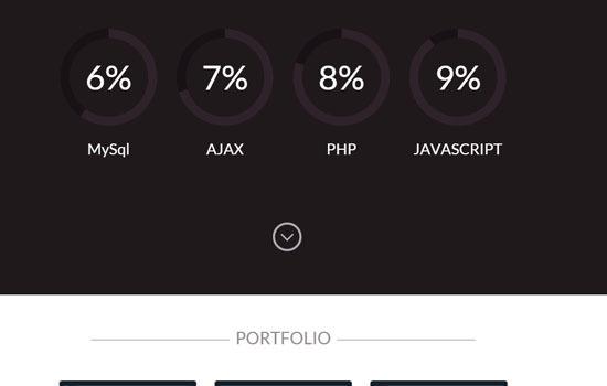 Refreshing Like September Rain 20+ Free HTML/CSS, PSD and GUI