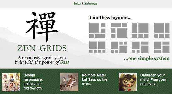 zen-grids