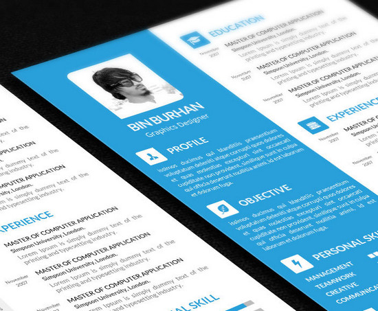 Columnist Resume 2 22 Contemporary Resume Templates Free Download - columnist resume 2