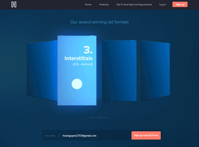 20 Animated Interfaces New Ways to Present a Concept NOUPE