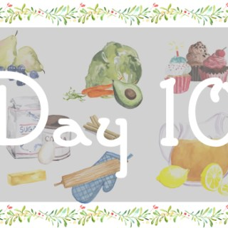 12 Days of Holistic Holidays: Day 10.