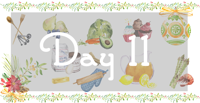 12 Days of Holistic Holidays: Day 11.