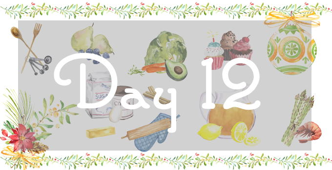 12 Days of Holistic Holidays: Day 12.