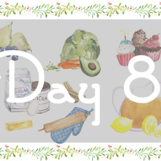 12 Days of Holistic Holidays: Day 8.