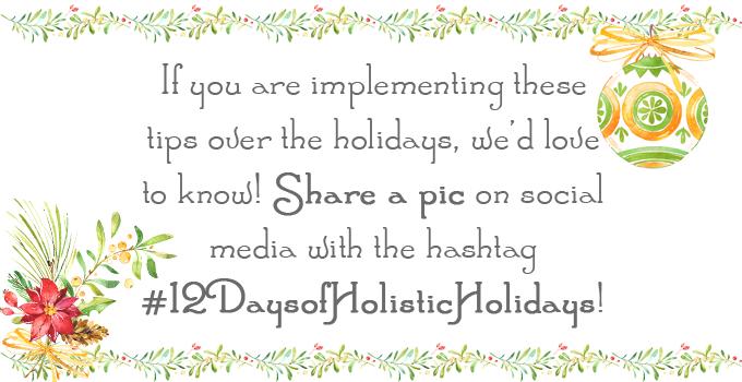 holistic holidays