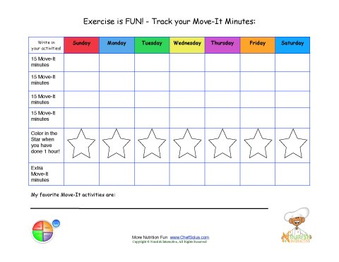 fitness tracking sheet - Bire1andwap