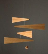 Modern Art Ceiling Mobile | modern design by moderndesign.org
