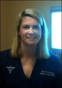 Dr. Heather Wilson
