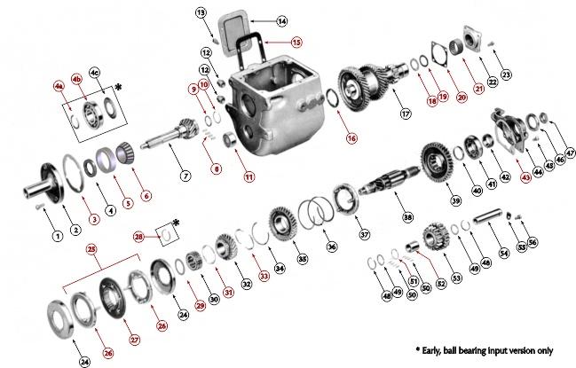 muncie 318 diagram