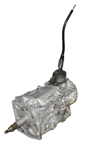 The Novak Guide to the Borg-Warner T4  T5 Transmissions