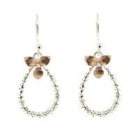 Kitten Trillium Earrings