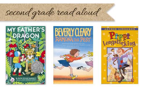 2nd Through 6th Grade Read Aloud Books | Novel Benedictions